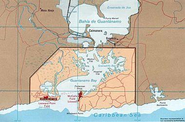 Кастро поставил США ультиматум - Куба хочет вернуть Гуантанамо