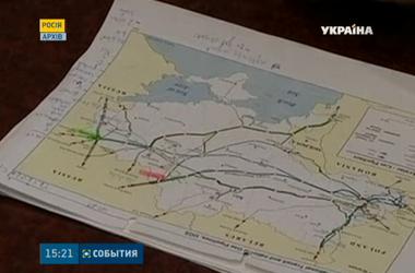 """""""Газпром"""" грозится полностью остановить транзит газа через Украину"""