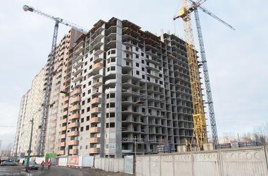 Строительный скандал в Киеве: милиция остановила строительство четырех ЖК, дома могут снести