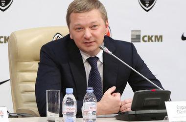 """Гендиректор """"Шахтера"""": """"Я не знаю, возобновится ли чемпионат Украины"""""""