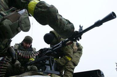 """Бойцы спецбатальона милиции """"Чернигов"""" отбили штурм полусотни боевиков в Станице Луганской"""