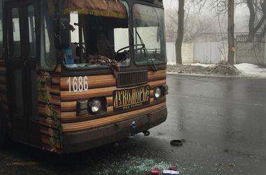 Донецк подвергся страшному обстрелу