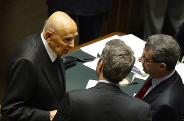 Второй раунд президентских выборов в Италии завершился провалом