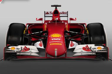 """Феррари"" представил болид на сезон-2015 в Формуле-1"