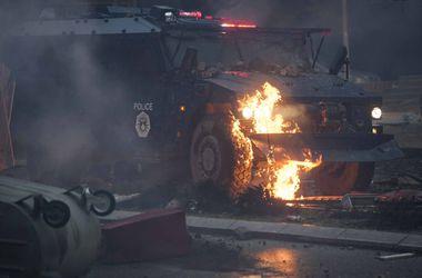 Косово охватили массовые беспорядки