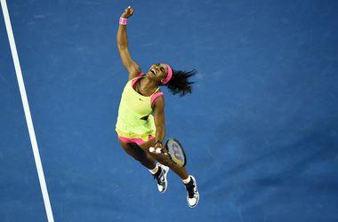 """Серена Уильямс стала второй в истории по количеству побед на турнира """"Большого шлема"""""""