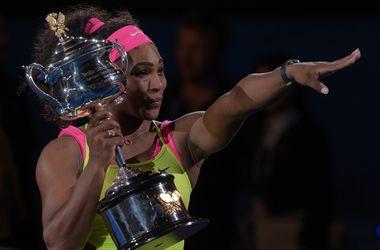 Серена Уильямс и ее шестой трофей Australian Open