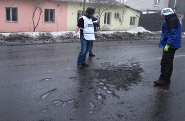 Обстрел мирных жителей в Донецке велся с северо-запада – ОБСЕ