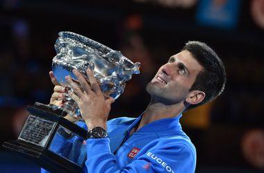 Джокович в пятый раз выиграл Australian Open