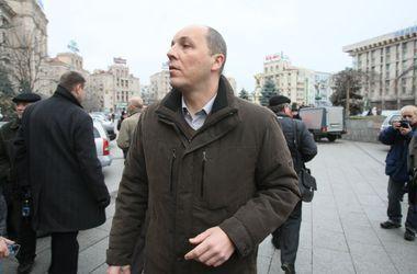 В деле о покушении на Парубия задержаны двое украинцев и россиянин