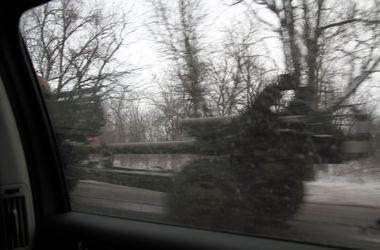 """Пограничников возле Горловки обстреляли из """"Градов"""" - Госпогранслужба"""