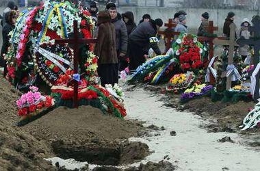 Погибшие дети и сотни могил неопознанных солдат. Сколько жизней унесла война на Донбассе?