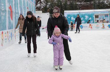 Биологи выяснили, как людям удается сохранять равновесие на льду