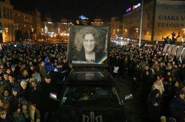 Как в городах Украины вспоминали Кузьму