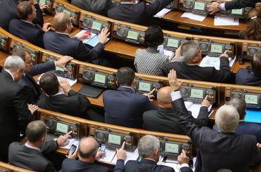Рада приняла закон о военнопленных