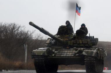 В Донецке из-за обстрелов центр города остался без воды