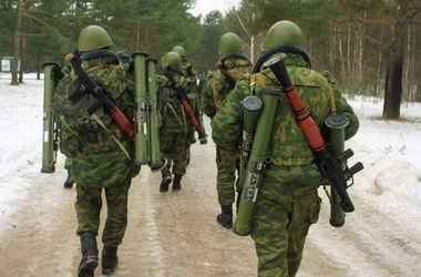 В Крыму начались лагерные сборы военных