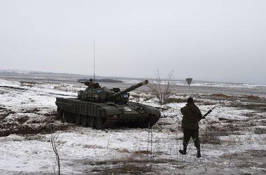 Боевики пытались атаковать Станицу Луганскую и обстреляли Дебальцево