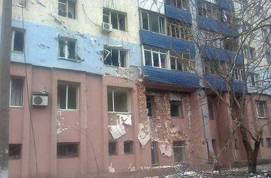 """Ситуация в Донецке: залпы, взрывы и """"скорые"""""""