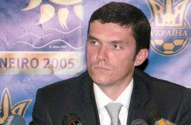 Глава Ассоциации пляжного футбола снял свою кандидатуру с выборов президента ФФУ в пользу Павелко