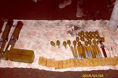 В Херсонской области задержали авто, набитое взрывчаткой
