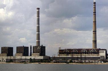 Из-за боев Углегорская ТЭС осталась без угля