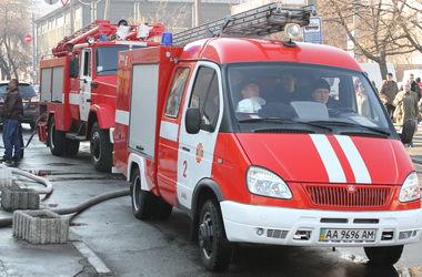 В Киеве на пожаре погиб 89-летний дедушка