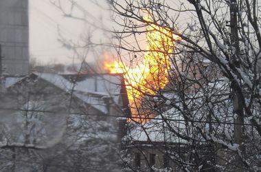 В Луганской области обстреляли газопровод