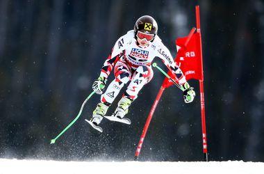 Австрийка выиграла супергигант на чемпионате мира в США