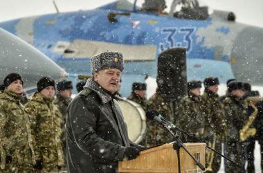 Порошенко уверен, что партнеры предоставят Украине летальное оружие в случае необходимости