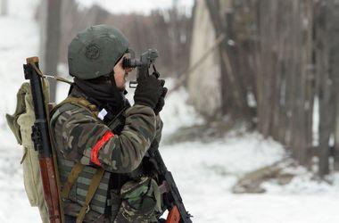 Украинские бойцы уничтожили два танка и минометный расчет боевиков