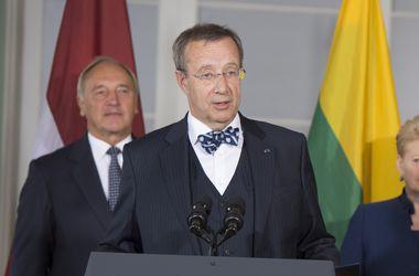 Если мы не поможем Украине, то Россия победит в этой войне - президент Эстонии