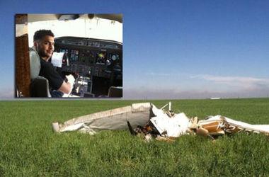 Селфи пилота привело к крушению самолета в США