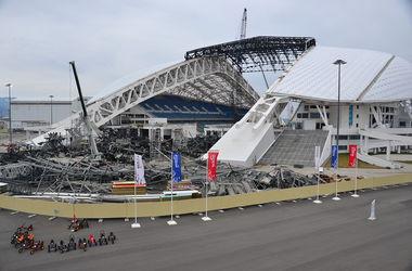 Год после Сочи-2014: Олимпийский парк превращается в гетто