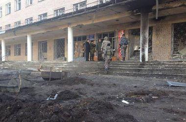 ГПУ признала обстрел больницы Донецка терактом