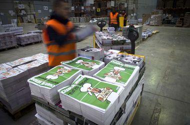 У Charlie Hebdo набралось рекордное число подписчиков