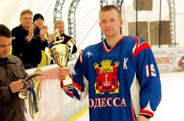 Чемпионата по хоккею в Одессе: в команде есть гинекологи и юристы