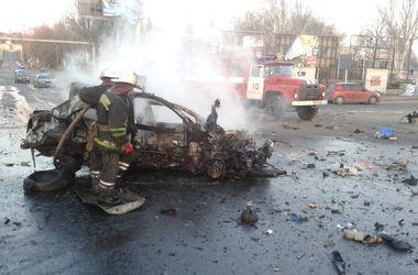 Обстановка в Донецке: сгоревшие заживо люди и обстрелянные школы