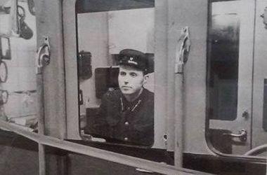 Первый машинист Киевского метро рассказал, как в подземке запускали первый поезд
