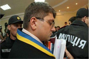 Рада дала согласие на арест судьи Киреева