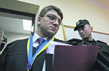 Сегодня Верховная Рада может разрешить арест судьи Тимошенко