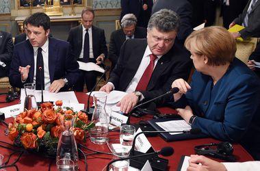 Чалый: Основа переговоров с Меркель и Олландом - реализация Минских договоренностей