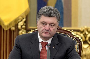"""Порошенко: Мы не будем решать конфликт в Донбассе по """"чеченскому сценарию"""""""