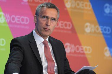 Россия пока не несет военной угрозы членам НАТО - Столтенберг