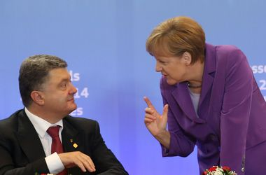 Меркель и Олланд обсудят установление контроля на границе и прекращение огня - Ирина Геращенко