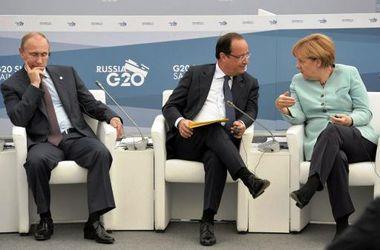 Завтра Путин, Меркель и Олланд обсудят конкретные шаги по урегулированию конфликта в Донбассе – Песков