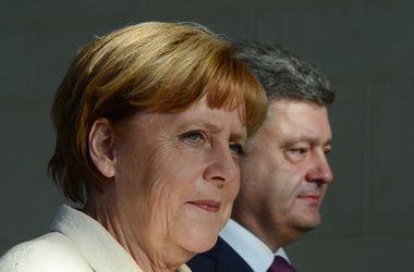 Меркель и Олланд предложат сдвинуть линию разграничения на Донбассе в новой дорожной карте - источник