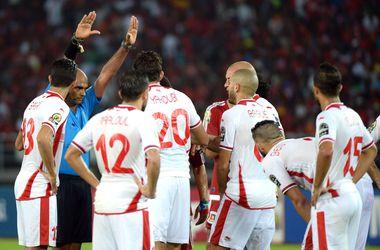 Тунис отстранили от участия в Кубке Африки-2017