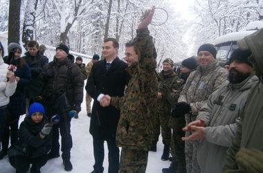 Медикам-волонтерам передали корпус санатория в Пуще-Водице