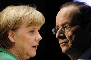 Олланд и Меркель повезут Путину новый мирный план - МИД